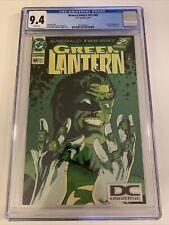Green Lantern V#3 #49 - CGC 9.4 - DC Universe Variant
