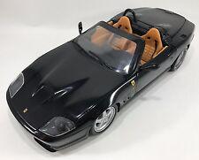 Hot Wheels - Ferrari 550 BARCHETTA prininfarina scala 1:18 - Nero