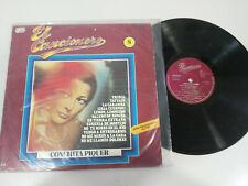 """Conchita Piquer el Cancionero Exitos 1980 - LP 12"""" Vinilo VG/VG"""