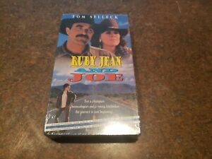 Ruby Jean and Joe & Space Marines VHS Tape: VERY RARE OOP Tom Selleck BRAND NEW