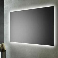 San Marco Specchio da Bagno Retro Illuminato LED 90 x 70  cm