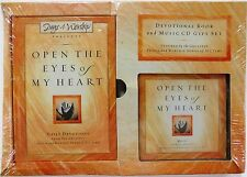 Open the Eyes of My Heart 2006 Hardcover and CD