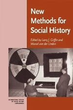 International Review of Social History Supplements: New Methods for Social...