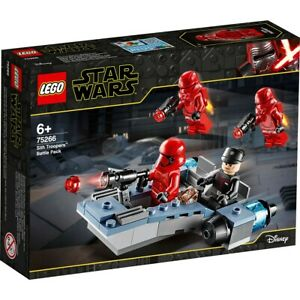 LEGO 75266 Star Wars: Sith Troopers Battle Pack - Brand New in Packaging