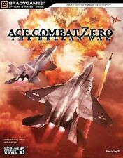 Ace Combat Zero  Brady games Strategy guide book NEW