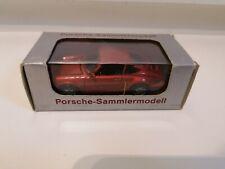 NZG MODELLE PORSCHE 911 C2/4 RED LIGHT 1:43 1 / 43 MADE IN GERMANY ART. 348