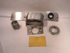 New H.K. Porter Co 60768-X 60768X Aluminum Receptacle Cover