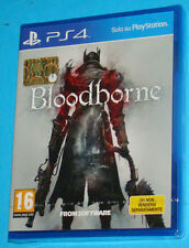 Bloodborne - Sony Playstation 4 PS4 - PAL Nuovo New Sealed