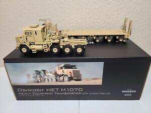 Oshkosh HET M1070 Transporter M1000 Trailer Sword TWH 1:50 Scale #SW1500-T New!