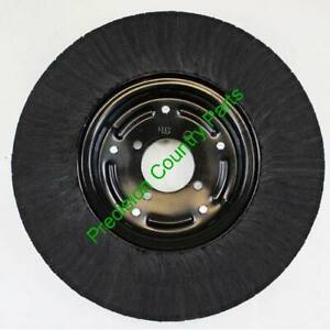"""21"""" Bush Hog Wheels Laminated Tire for Rotary Cutters & Batwing Mowers- 4 Bolt"""