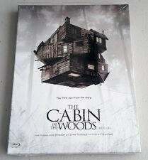 THE CABIN IN THE WOODS ( Blu-ray ) / FULLSLIP CASE / Region A