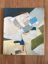 KENZO OKADA Japanese Marisa Del Re Catalog PAINTINGS  Abstract Expressionism