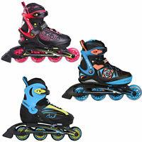 Stuf Xoom Junior Inline Skates Kinder-Inliner Rollerskates größenverstellbar NEU