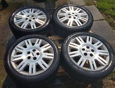 Original Alufelgen Felgen 5x108 6,5J ET52,5 R17 Ford Mondeo MK3