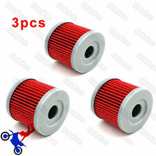 3x Oil Filter Lifan Zongshen Loncin CB250 150cc 200cc 250cc Dirt Bike ATV Pit