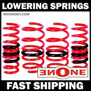 Mookeeh MK1 Premium Lowering Springs 08-14 Mercedes-Benz C250 C300 C350 W204