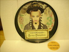 "a941981  Picture 7"" Culture Club Karma Chameleon Made in England EP"