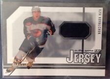 2003-04 In the Game Used ITG Jersey Ilya Kovalchuk THE NATIONAL 1/1