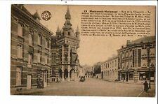 CPA-Carte Postale Belgique-Morlanwelz Mariemont Rue de la Chaussée -VM26839mo