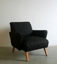 Vintage Mid Century Modern Jens Risom for Knoll Lounge Chair