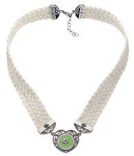 Edelzeit Collier EDELWIESE Halsband Trachten Dirndl Oktoberfest Schmuck Damen