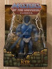 Icer MOTUC Masters of the Universe Classics MOTU w/ mailer box