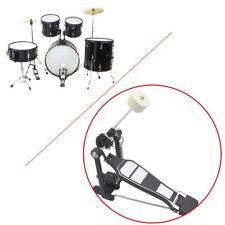 Medium Drum Beater Pedal Bass Kick Hammer Felt Percussion Beats Drummer EC