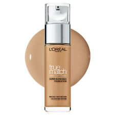L'Oreal Paris True Match Foundation - 8.W Golden Cappucino 30ml New