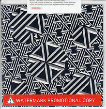 PLAID The Digging Remedy 2016 UK watermarked & numbered 12-trk promo CD SEALED