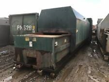 TRASH RECYCLING SELF CONTAINED COMPACTOR 35 YD