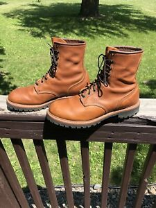 Red Wing Heritage Style #899 Made In USA Men's Size 11.5D EUC