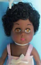 Vogue AA Ginny DRESS ME - BLACK Doll w/ Curly Hair, MIB 1988