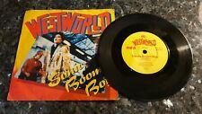 Westworld  - Sonic Boom Boy - 7'' Single