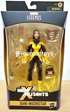 HASBRO MARVEL LEGENDS X-MEN NEW MUTANTS DANI MOONSTAR ACTION FIGURE