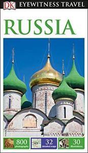 DK Eyewitness Travel Guide Russia Par DK, Neuf Livre ,Gratuit & , ( Flexib