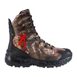 Browning Mens Buck Shadow Waterproof Boots Realtree XTRA MSRP $180-200