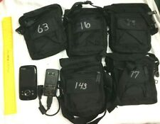 GE Shock & Waterproof DV1 Digital HD Video Camera 1080P Adapter & Case Lot of 5