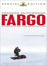 Fargo (special Edition) 0027616884152 With Francis McDormand DVD Region 1