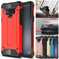 For Samsung Galaxy S10 Plus S10e A70 A50 A30 Tough Armor Shockproof Case Cover