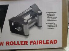 *BRAND NEW* WARN Roller Fairlead for Plow Lifting P45-S 82550 374341