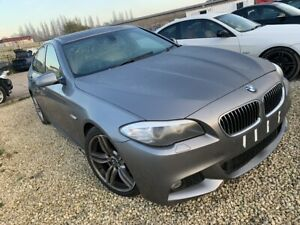 BMW 5 Series F10 F11 M Sport Pair Of Electric Folding Wing Mirrors Space Grey