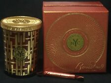 Brand New In Box! Bond No. 9 Harrods Amber Candle! Rare And Hard To Find!