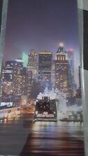 Gyllen Wechselscheibe IKEA 26 x 56cm Plexiglas NEW YORK