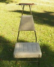 Art deco Danish butler/valet's chair