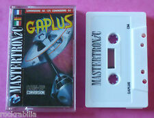 Commodore 64 C64 - Mastertronic GAPLUS Namco 1988 *NEW!