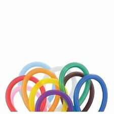 Qualatex Balloons, 2X60-Inch, 100 Per bag, Assorted Colors - New