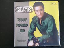 RARE ELVIS PRESLEY CD - KEEP ROLLIN' ON - VENUS PRODUCTIONS