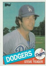 FREE SHIPPING-MINT-1985 (DODGERS) Topps #148 Steve Yeager