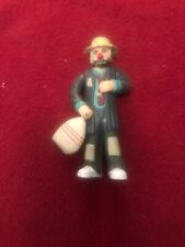 Emmett Kelly Jr Figure & Broom ~ Bachmann Circus Train G Scale Replacement Parts