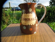 M&S  - MARKS AND SPENCER - LARGE CHOCOLATE JUG